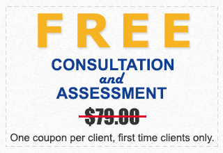 FREE CONSULTATION & ASSESSMENT COUPON 2019